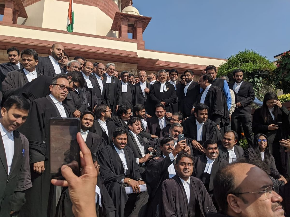 Hindu lawyers who fought and won the Ayodhya title dispute