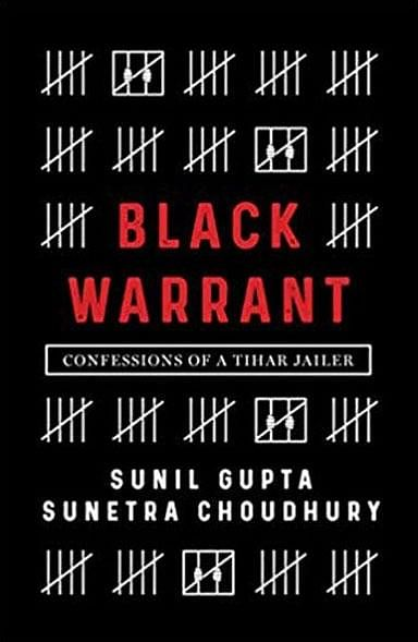 "Cover Page of ""Black Warrant"""