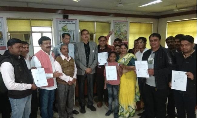 21 पाकिस्तानी नागरिकों को मिली भारतीय नागरिकता