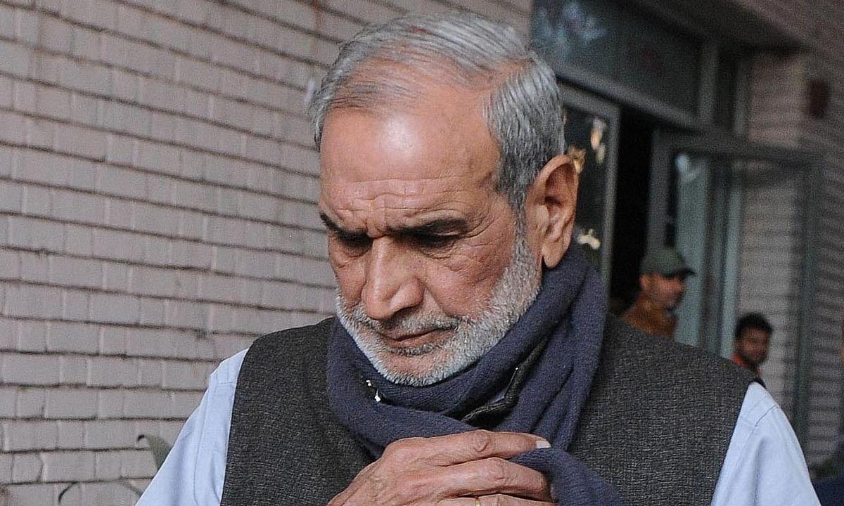 सुप्रीम कोर्ट ने सज्जन कुमार से कहा, वजन कम होने का मतलब बीमारी नहीं