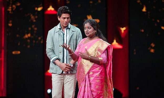 Khabar Lahariya Editor in chief Kavita Devi Speaks on TED Talks India Edition 2