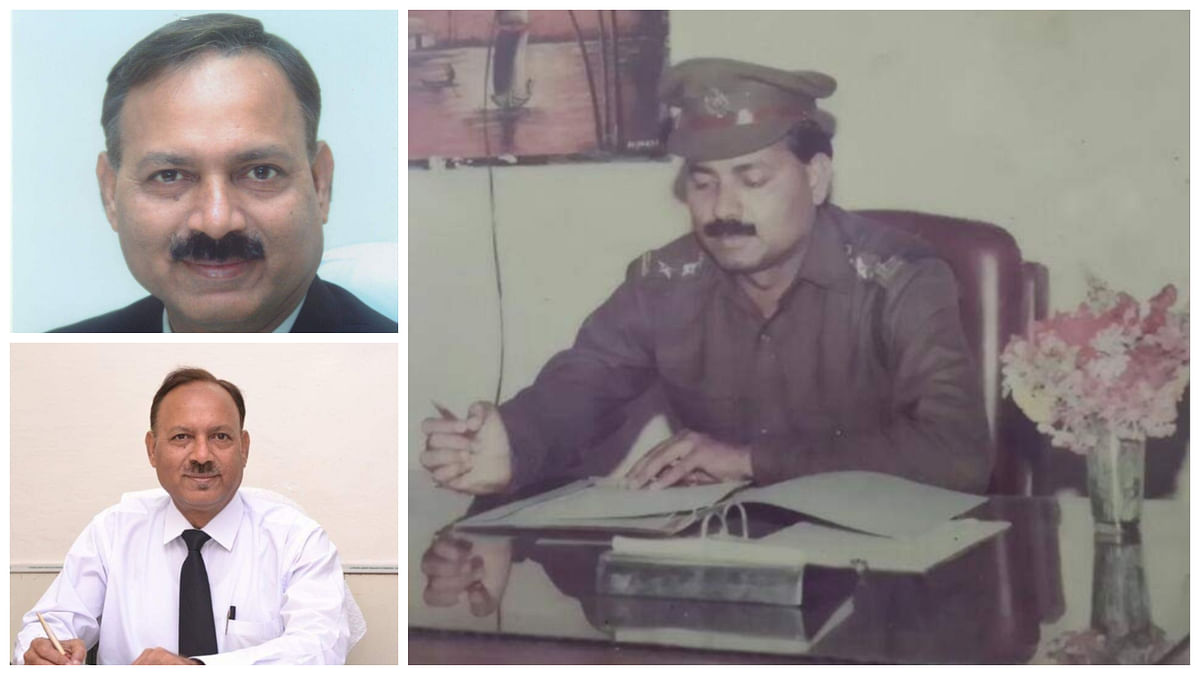 Retired Tihar Law Officer Sunil Gupta