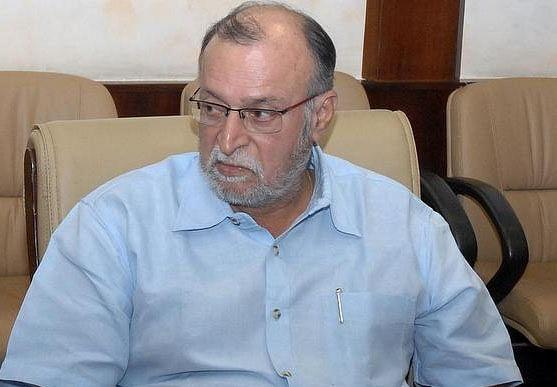 Delhi Lt. Governor Anil Baijal