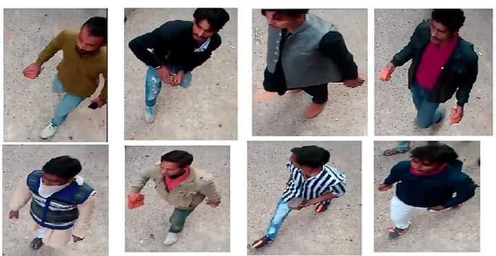 Gorakhpur Violence Accused Pictures