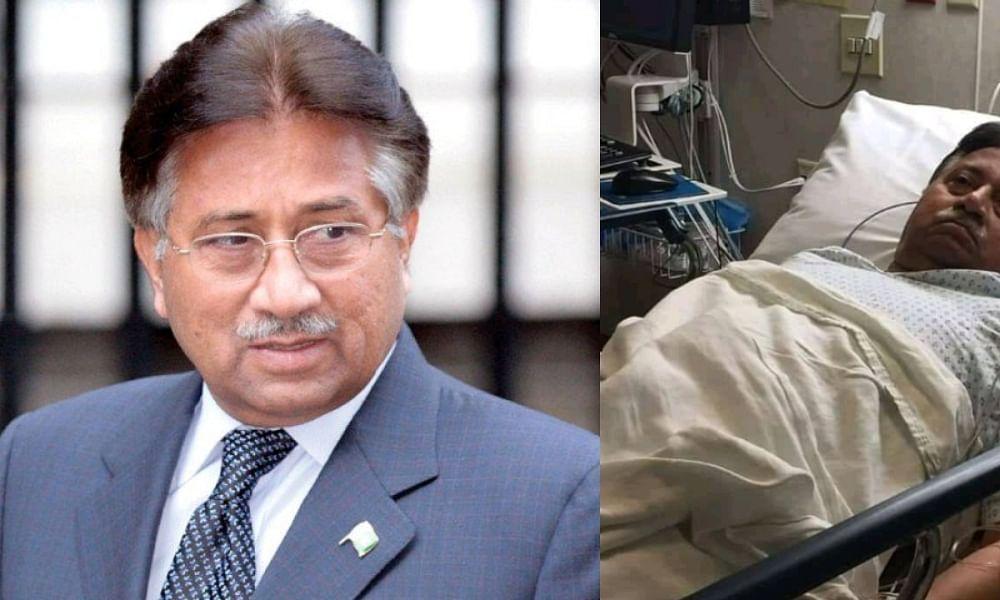 पाकिस्तान : देशद्रोह मामले में मुशर्रफ को मृत्युदंड
