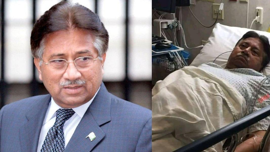 Death Sentence to Parvez Musharraf