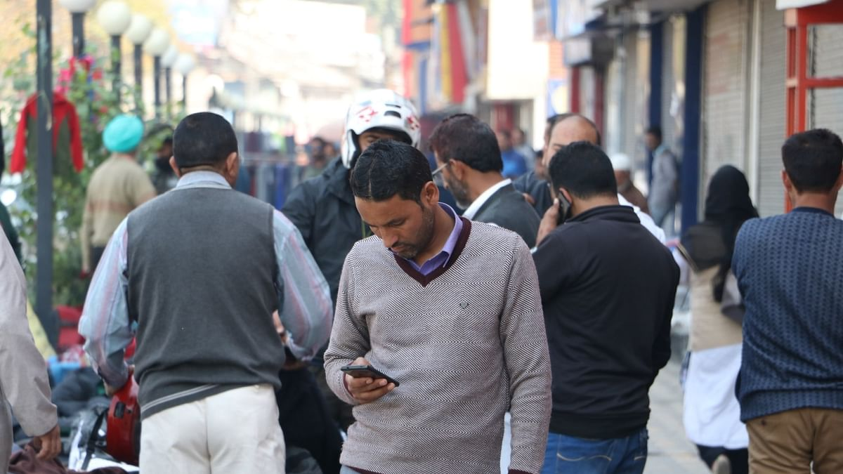 Unemployment in kashmir due to Internet Shutdown