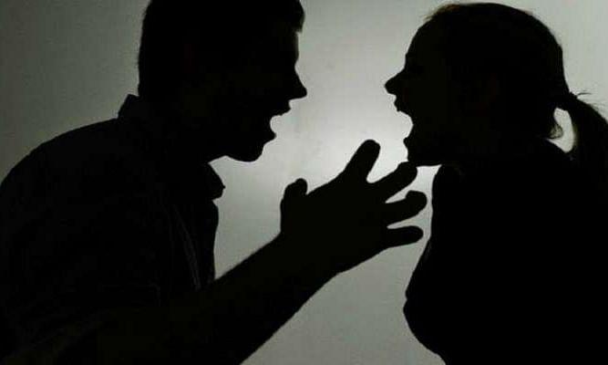 घरेलू झगड़े के दौरान पति की मौत, पत्नी के खिलाफ मामला दर्ज