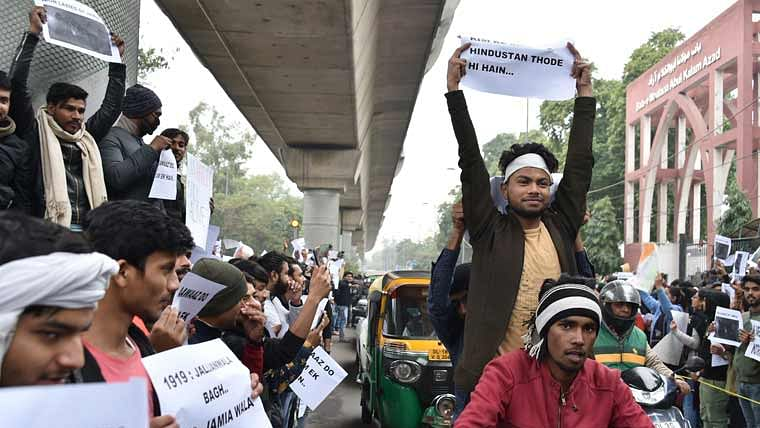 विरोध प्रदर्शन के बीच शामिल हुए सिमी के आतंकी, खुफिया इनपुट के बाद दिल्ली में सतर्कता