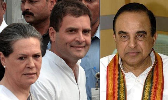 सुब्रमण्यम स्वामी ने कांग्रेस के विरुद्ध खोला नया मोर्चा, कहा 26/11 था कांग्रेस और पाकिस्तान का जॉइंट वेंचर