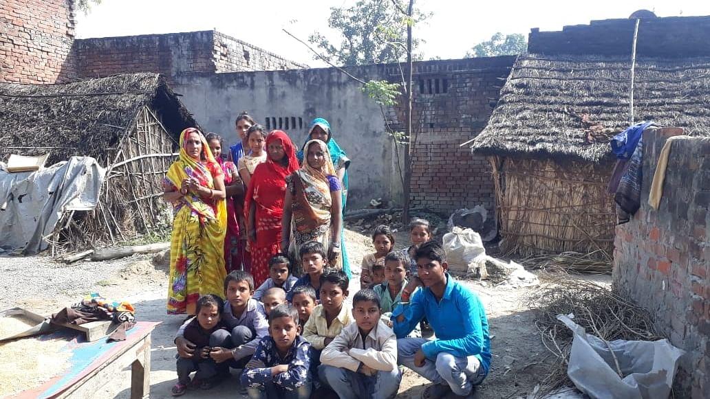 Gonda Sonkar Purwa Village