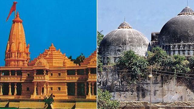 Ayodhya Babri Masjid Demolition