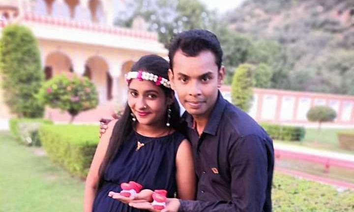 पति अयाज अहमद अंसारी ने पत्नी नैना मंगलानी को पत्थरों से कुचल कर मार डाला।