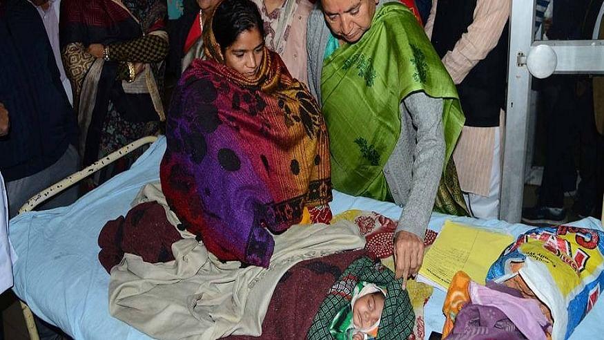 Kota Hospital Children's Death Reason