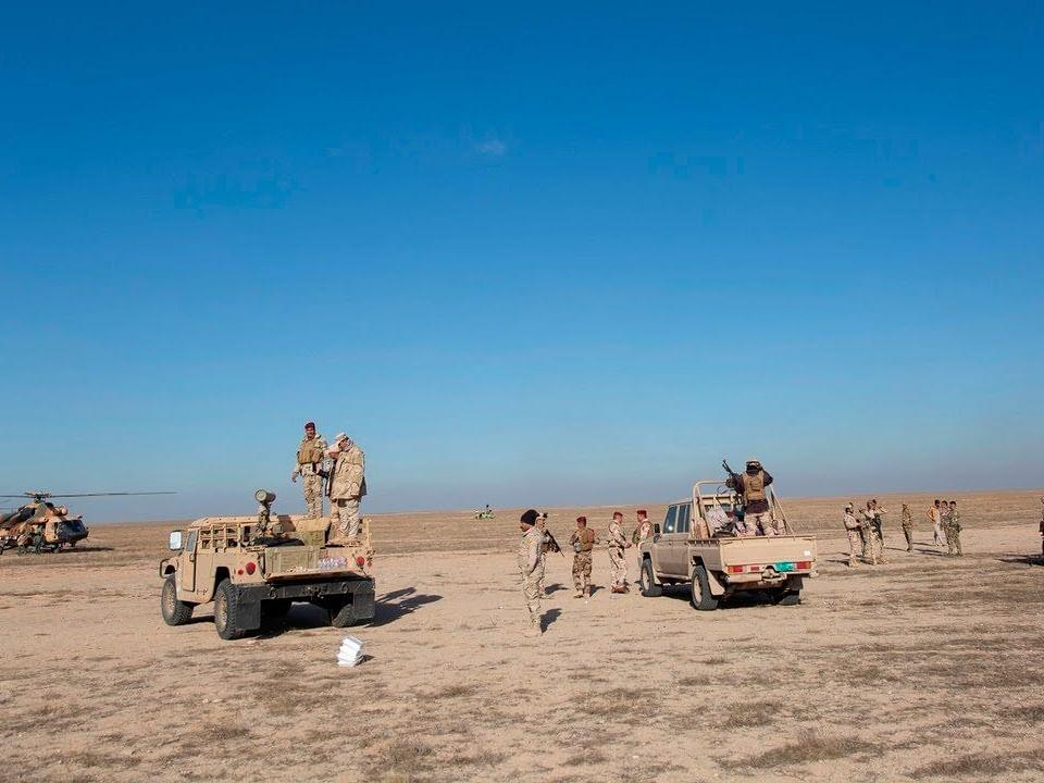 ईरान ने इराक में अमेरिकी सैन्य अड्डे पर हमला किया।