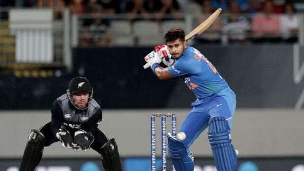 shreyas iyer new zealand Tour