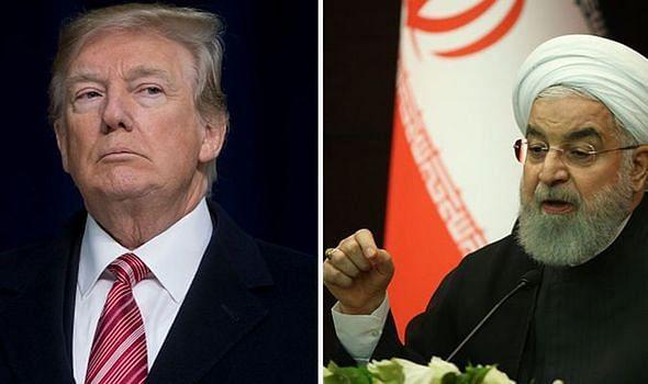 Iran attacks on US Army Base