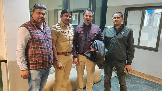 Dr Kafeel Khan Arrested