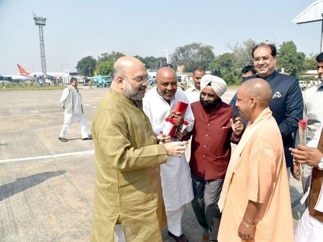 गृह मंत्री अमित शाह लखनऊ में रैली के माध्यम से CAA विरोधियों को देंगे जवाब