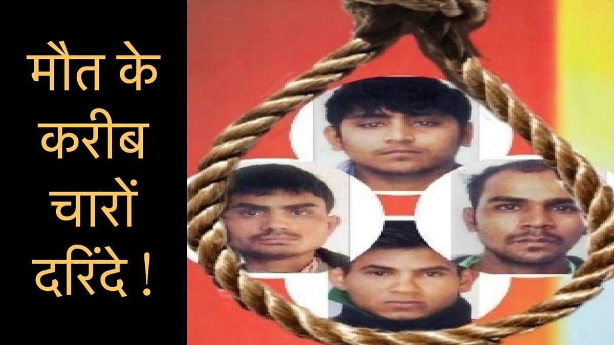 Death warrant of nirbhaya convicts
