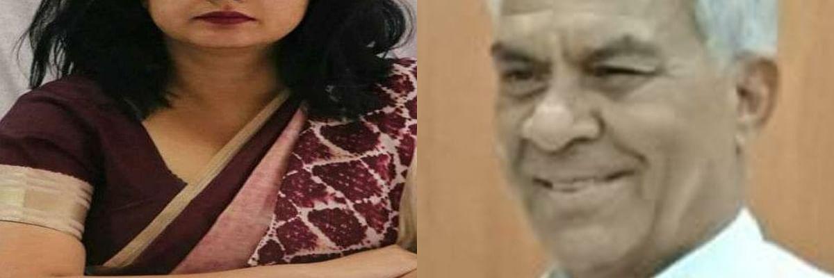 राजगढ़ कलेक्टर निधि निवेदिता पर आपत्तिजनक टिप्पणी को लेकर भाजपा नेता पर मामला दर्ज।