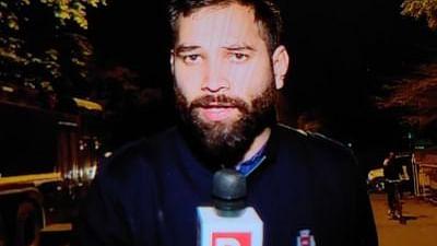 Journalist Piyush Mishra Republic TV