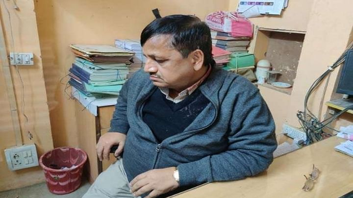 Aryavart Gramin Bank Agra Robbery