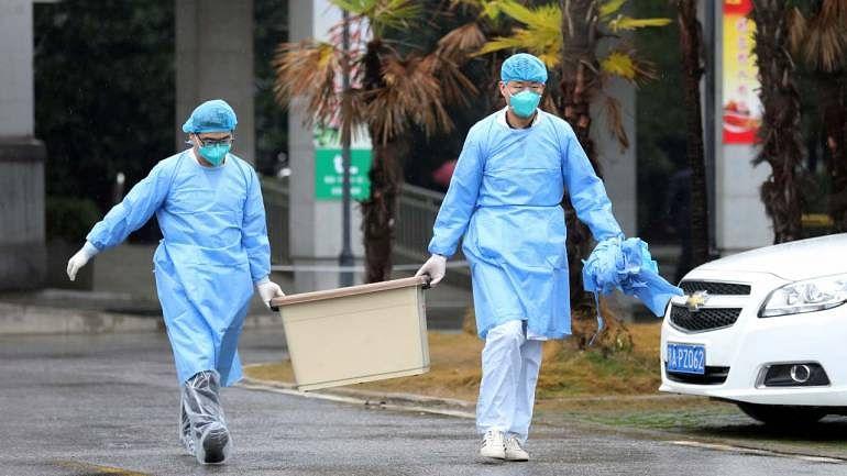 A suspected case of <b>coronavirus in Jaipur</b>