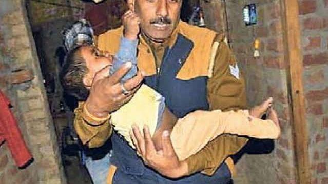 Farrukhabad Children Hostage