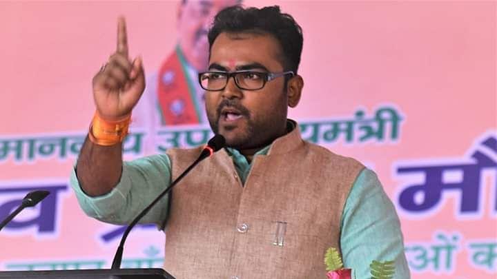 BJP MLA Brajesh Prajapati