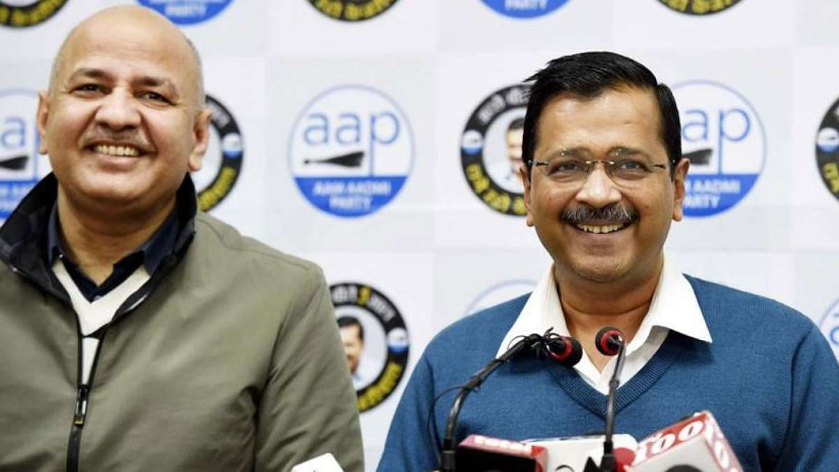 Aam Admi Party delhi Election Victory