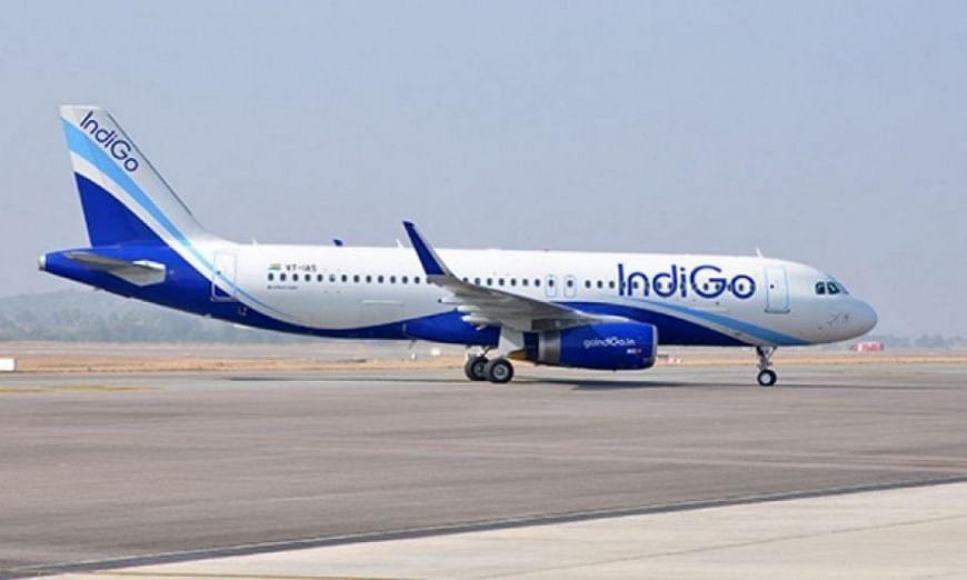 Delhi Airport and Indigo Airlines Valentine Day Celebration Tweets