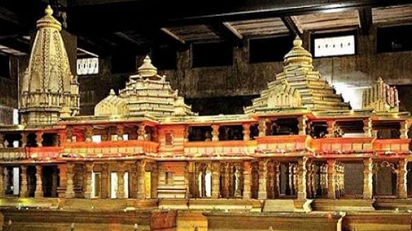 ऐसा होगा अयोध्या में राम मंदिर, रामलला होंगे अपने नए घर में विराजमान।