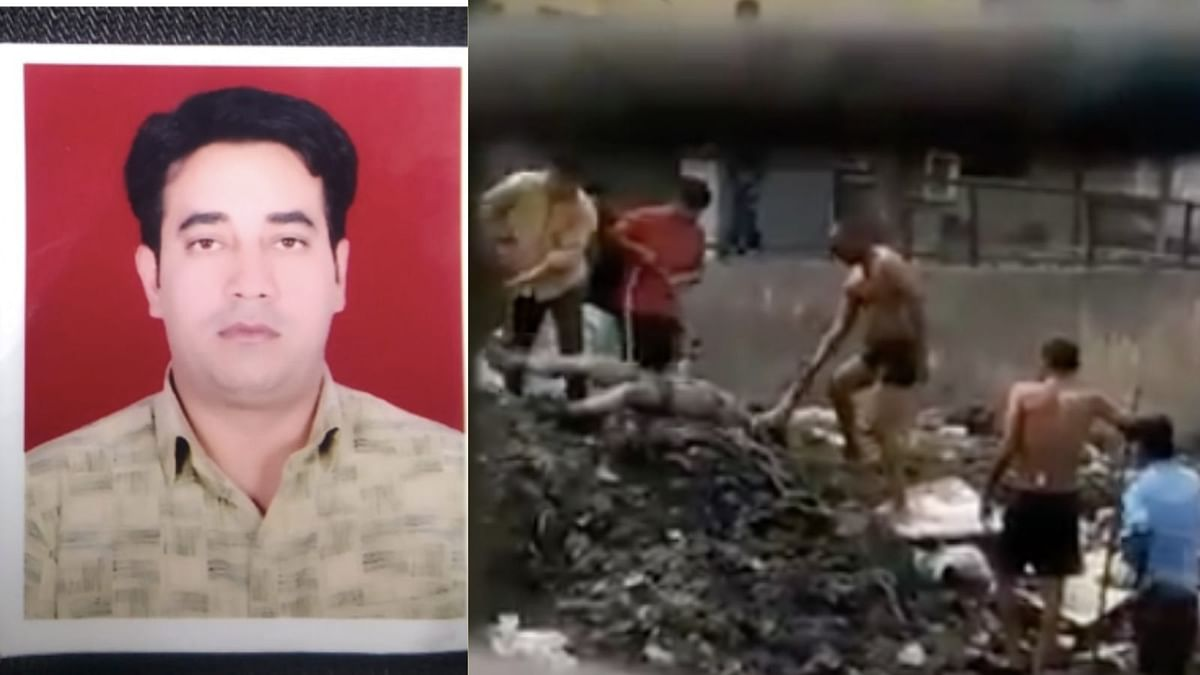 Ankit Sharma IB Officer Found Dead