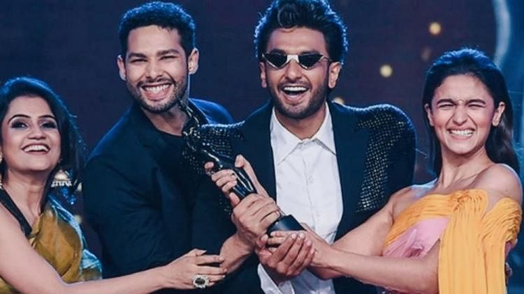 Gully Boy Filmfare Awards