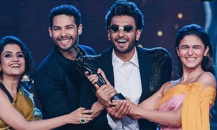 Gully Boy Filmfare Awards