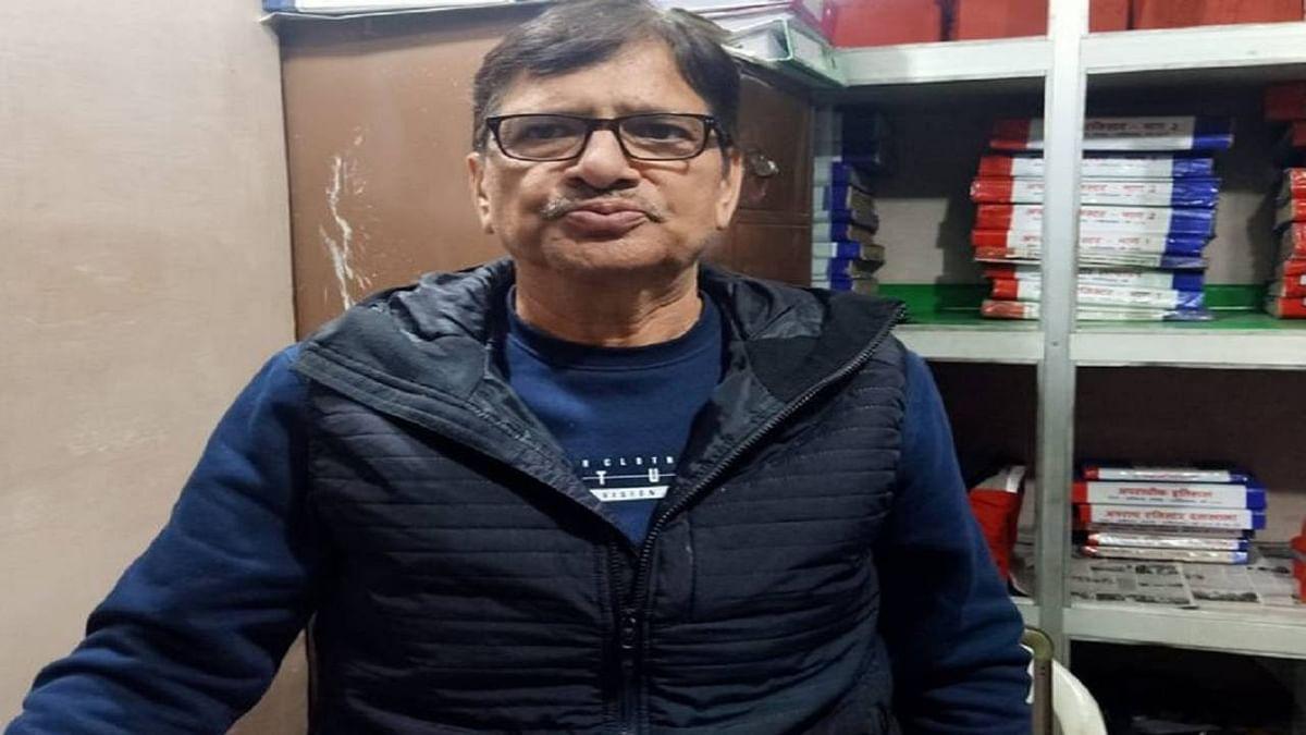 त्रिपुरा के पूर्व प्रमुख सचिव वाई.पी. सिंह गाजियाबाद में गिरफ्तार