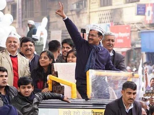 Delhi Election Exit Poll: बीजेपी की स्थिति बेहतर, कांग्रेस का सफाया, आप की होगी जीत।