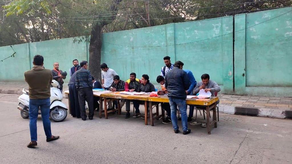 Voting Pattern in Delhi