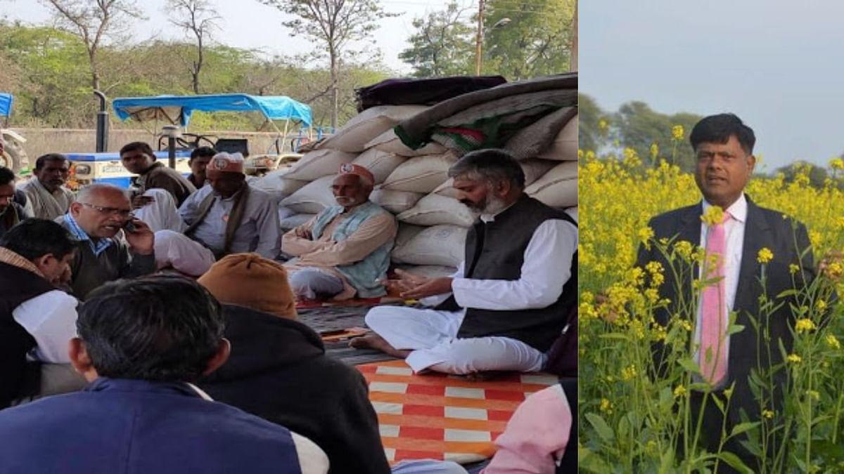 Banda Farmers Hunger Strike