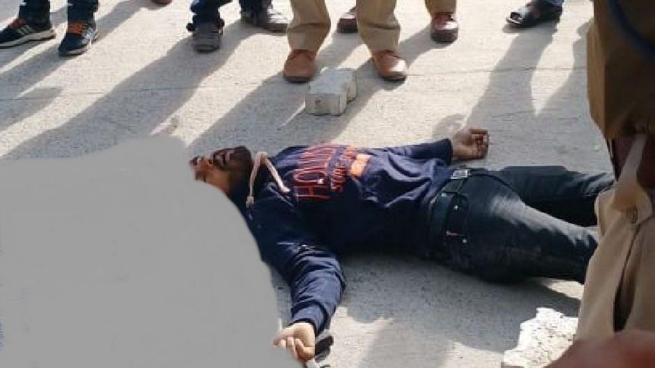Murder and Suicide in Prayagraj