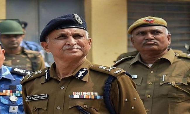 एस. एन श्रीवास्तव के हाथों में दिल्ली पुलिस की कमान।