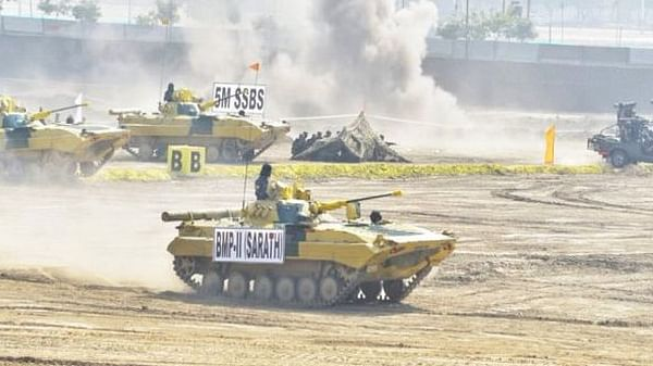 Lucknow Defence Expo