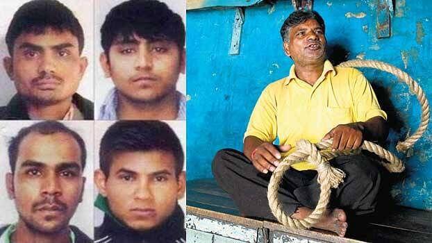 Nirbhaya Case: दरिंदों को फांसी पर चढ़ाने के लिए जल्लाद पवन तैयार, जेल प्रशासन ने फांसी की तैयारियां पूरी की।