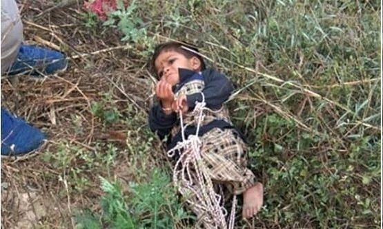 बोर्ड परीक्षाओं से बचने के लिए 3 वर्षीय भाई का अपहरण कर खेत में फेंका।