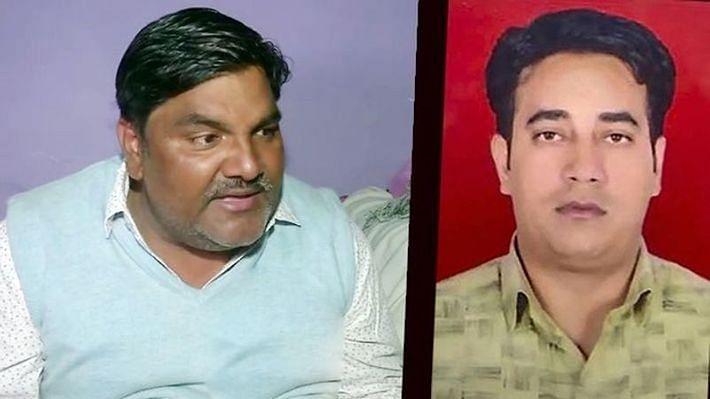 Tahir Hussain and Ankit Sharma