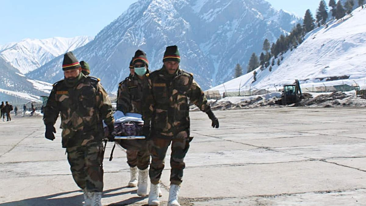 कोरोना इफेक्ट : भारतीय सेना में कोरोना की पहली घुसपैठ !