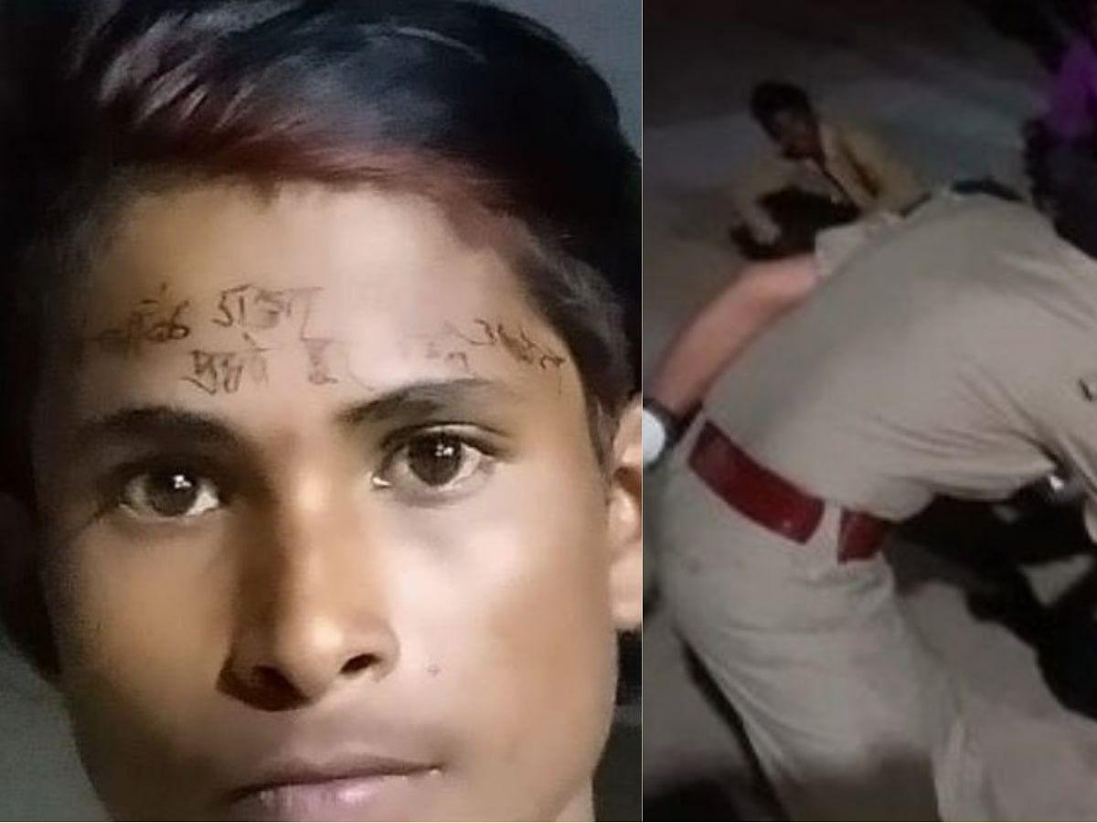 लॉकडाउन का उल्लंघन करने पर मप्र पुलिस ऐसी सजा देती हैं
