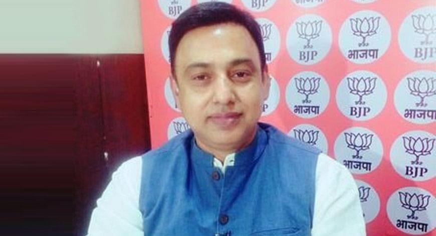BJP Leader Zafar Islam
