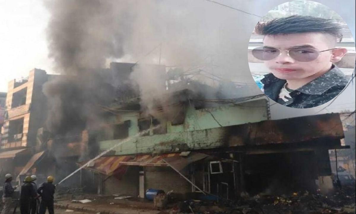 दिल्ली हिंसा के दौरान एक शख्स को जिन्दा जलाकर मार डालने का आरोपी मो. शाहनवाज  गिरफ्तार